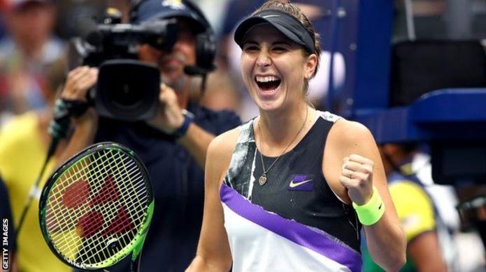 US Open: Belinda Bencic upsets Naomi Osaka to reach quarterfinals