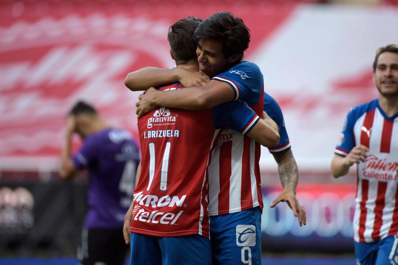 Chivas: Calendario y horarios de juego del torneo Guard1anes 2020