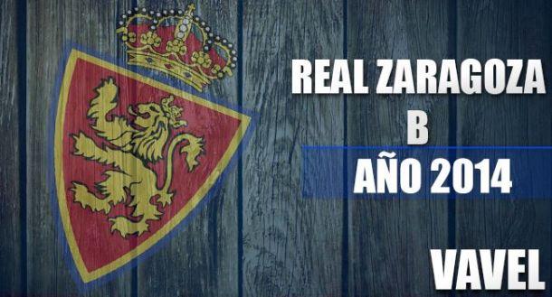 Real Zaragoza B 2014: un año casi perfecto - Vavel.com
