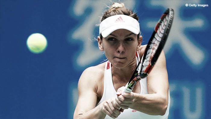 WTA Premier de Wuhan: Halep segue soberana; já Radwanska é eliminada por Kuznetsova