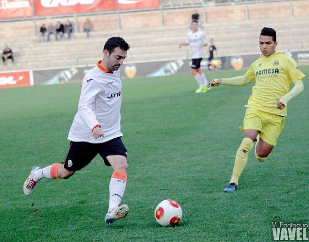 Mario Marín, nuevo refuerzo para el Atlético de Madrid B
