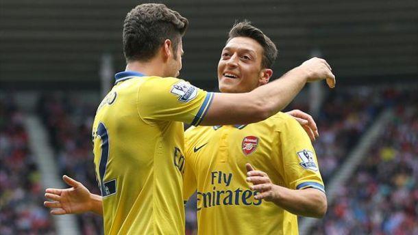 Arsenal s'est fait peur