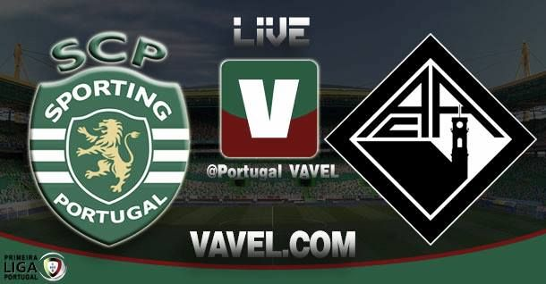 Sporting de Portugal vs Académica en vivo y en directo online (1-0)