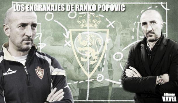 Los engranajes de Ranko Popovic:  Real Zaragoza - CD Lugo