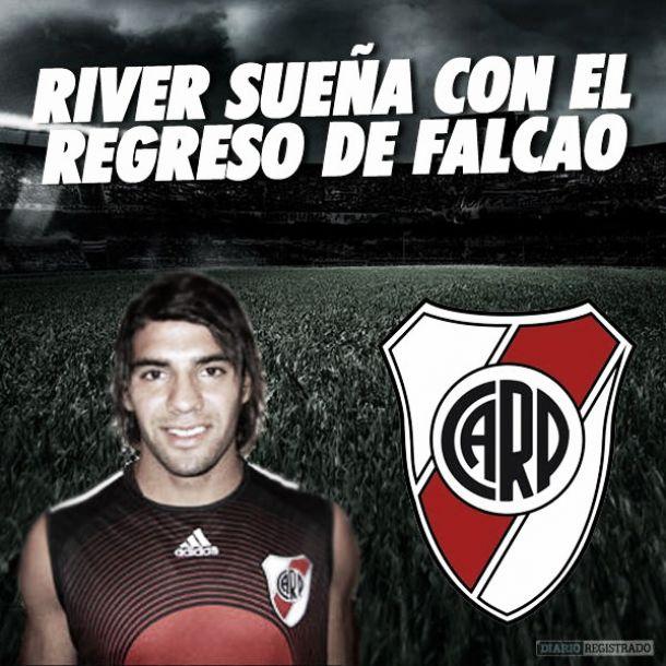 River Plate sueña con el regreso del 'Tigre'