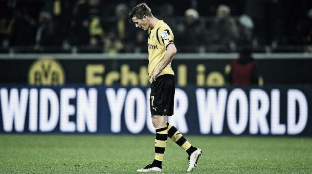 Las lesiones no dan descanso al Borussia Dortmund
