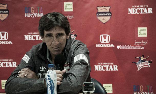 """Gustavo Costas: """"No importa donde juguemos, debemos salir a ganar"""""""