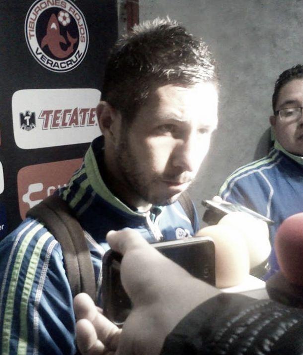 """Luis Noriega: """"Veracruz aprovechó nuestros errores"""""""