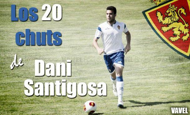 Los 20 chuts de Dani Santigosa