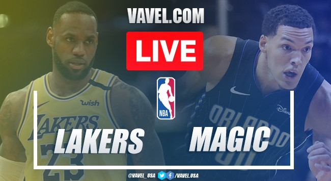 Full Highlights: Lakers 119-112 Magic in 2020 NBA Scrimmages