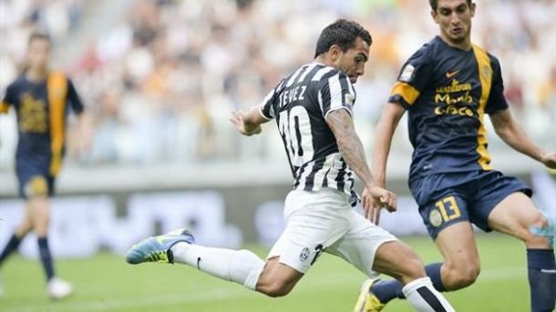 Hellas Verona - Juventus, la vigilia
