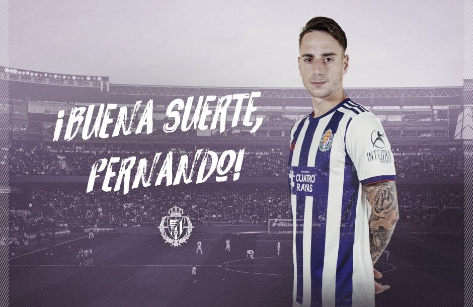 Fernando Calero se va al Espanyol