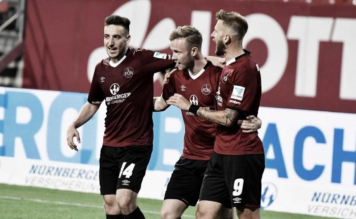 Nuremberg vence Union Berlin na 2. Bundesliga