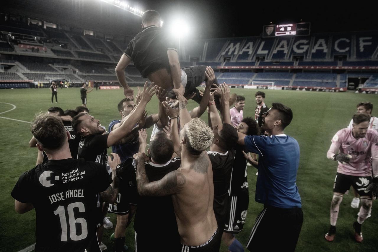 Los objetivos del F.C Cartagena
