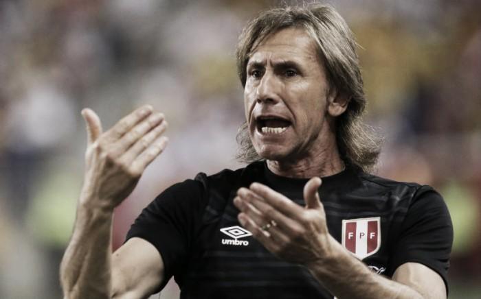 Gareca dijo esto sobre Juan Vargas y Jefferson Farfán — Selección peruana