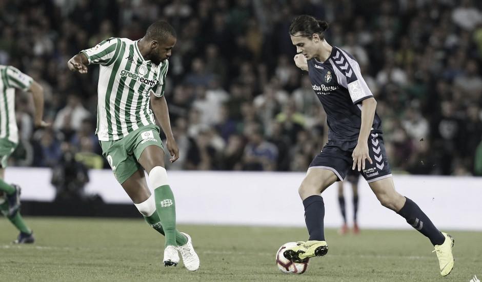 Previa Real Betis – Real Valladolid: los blanquivioletas buscan dar la sorpresa como visitantes en el Benito Villamarín
