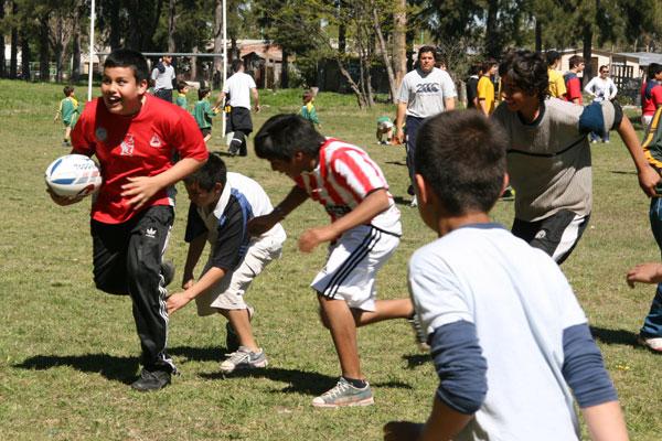 El espíritu del Rugby