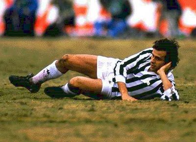 Leyendas del Calcio: Michele Platini