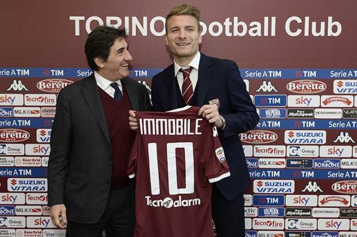 """Immobile tra Nazionale e Torino: """"Mi sento in famiglia, spero di guadagnarmi l'Europeo"""""""