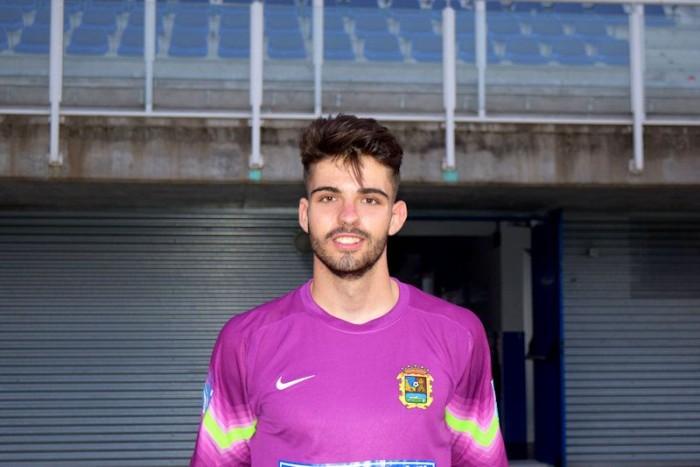 David Tejero es el primer fichaje externo del Espanyol B