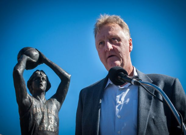 Larry Bird: The Legend Of Indiana