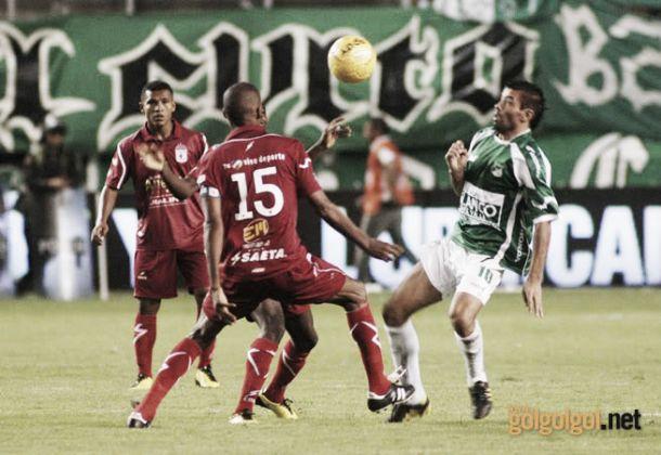 Deportivo Cali 6-3 América:cinco años despúes