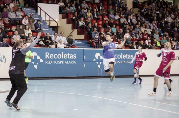 Recoletas At. Valladolid 28-20 Frigoríficos Morrazo