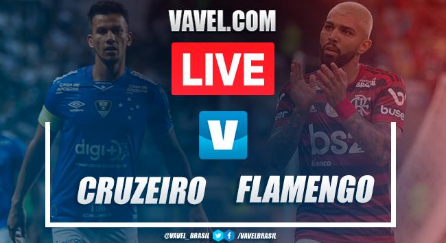 Assistir jogo Cruzeiro x Flamengo AO VIVO online no Campeonato Brasileiro 2019