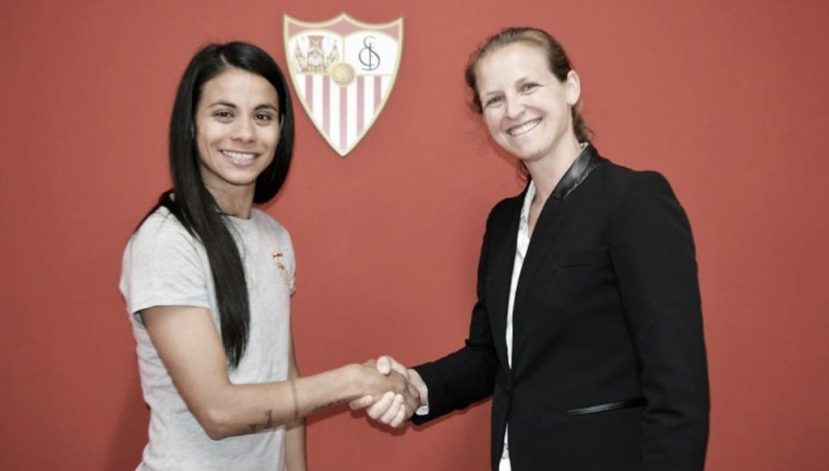 Francisca Lara es el primer fichaje del Sevilla Femenino