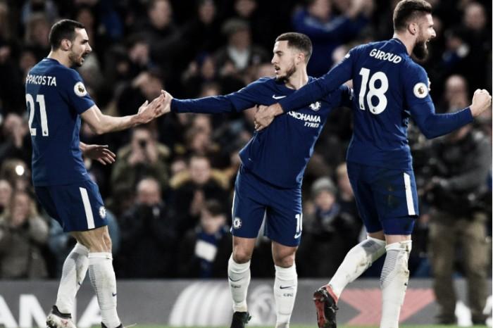 El Chelsea resucita ante el colista