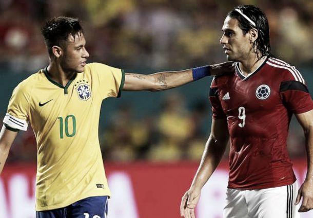 Sarà ancora partidazo: stanotte c'è Brasile-Colombia