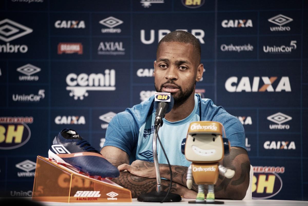 Com bom desempenho no Cruzeiro, Dedé almeja Copa do Mundo com Seleção Brasileira