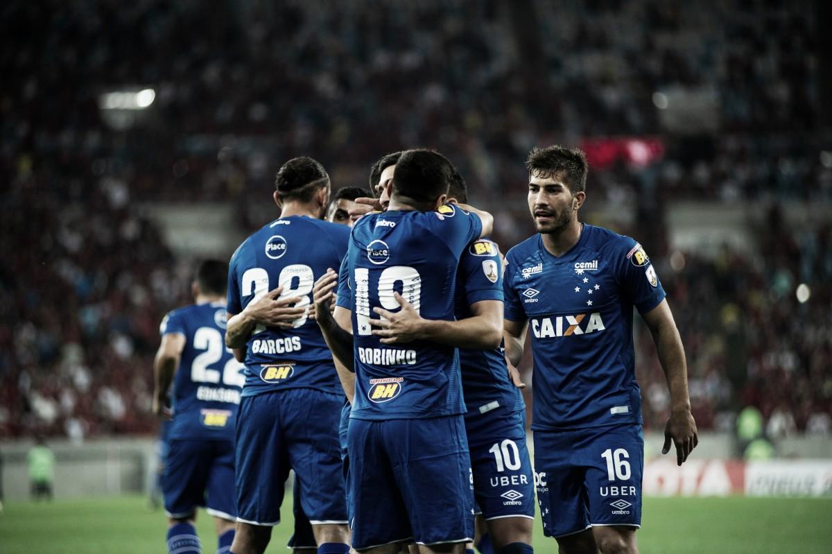 """Após a vitória do Cruzeiro, Dedé alerta sobre vantagem: """"Não está nada definido"""""""