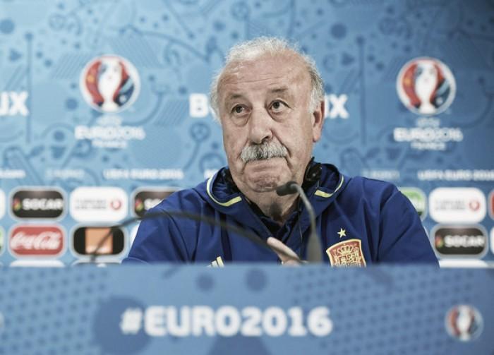 """Euro 2016, Del Bosque non nega la delusione: """"La gara era sotto controllo. Abbiamo pagato i nostri errori"""""""
