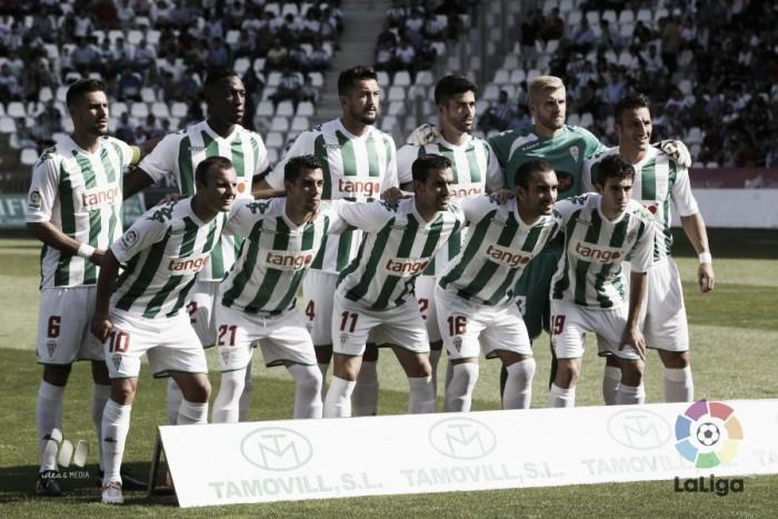 Córdoba CF - Sevilla Atlético: puntuaciones del Córdoba CF, jornada 10 de Segunda División