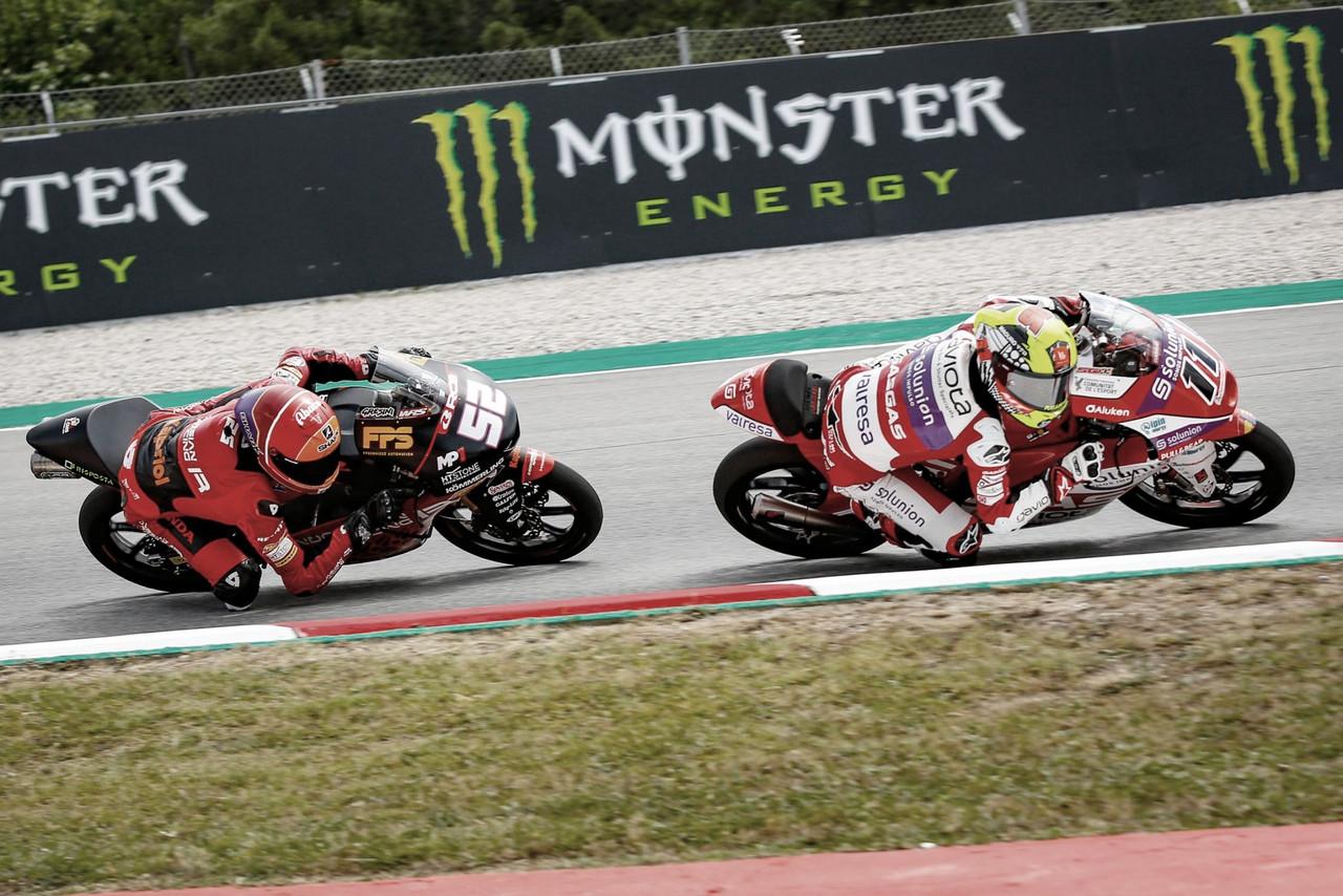 Moto3 aterriza a Sachsenring con TOP 3 español