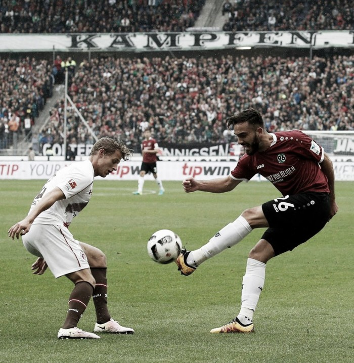 Hannover supera St. Pauli no Norderby
