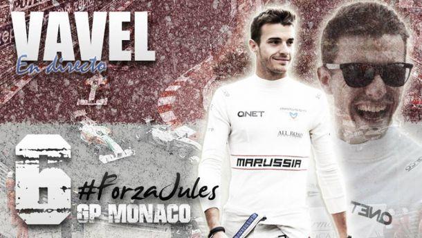 Resultado Entrenamientos libres 1 del GP de Mónaco de Fórmula 1 2015
