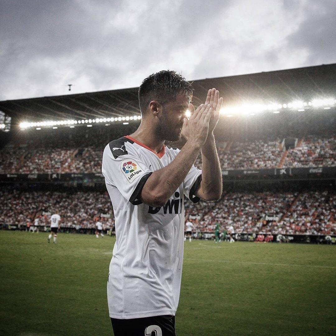 La despedida de Jaume Costa