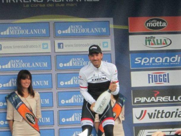 """Fabian Cancellara: """"La Milán-San Remo es el siguiente objetivo"""""""