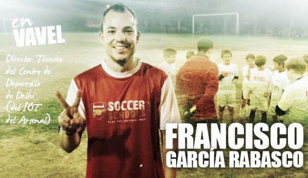 """Entrevista. Francisco García: """"En India se trata de dar un paso al frente en cuanto al fútbol"""""""