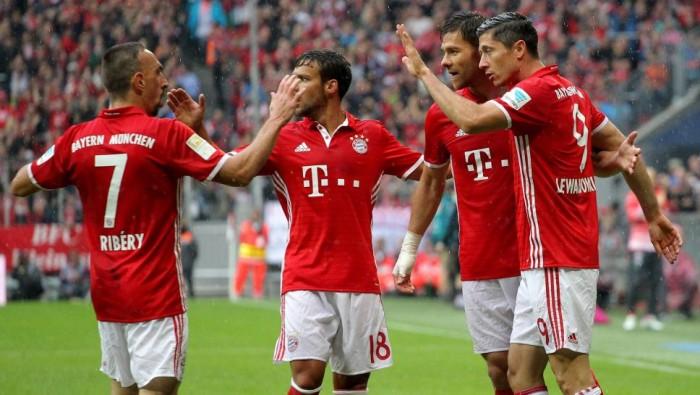 Bundes: l'Herta non molla il Bayern, il Lipsia non si ferma più