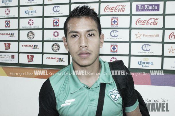 """Juan Ramírez: """"Vamos a tener la actitud para poder salir adelante"""""""