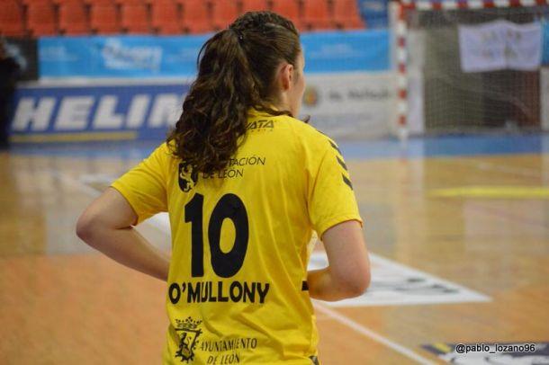 "Entrevista. María Prieto O'Mullony: ""Nunca me imaginé llegar a ser tan importante en un equipo así"""