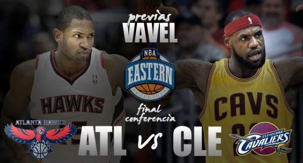 Atlanta Hawks - Cleveland Cavaliers: el águila imperial contra la dinastía del rey