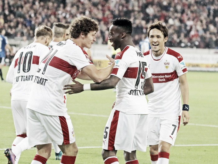 Carlos Mané marca duas vezes e ajuda o Stuttgart a golear o Greuther Fürth na 2. Bundesliga