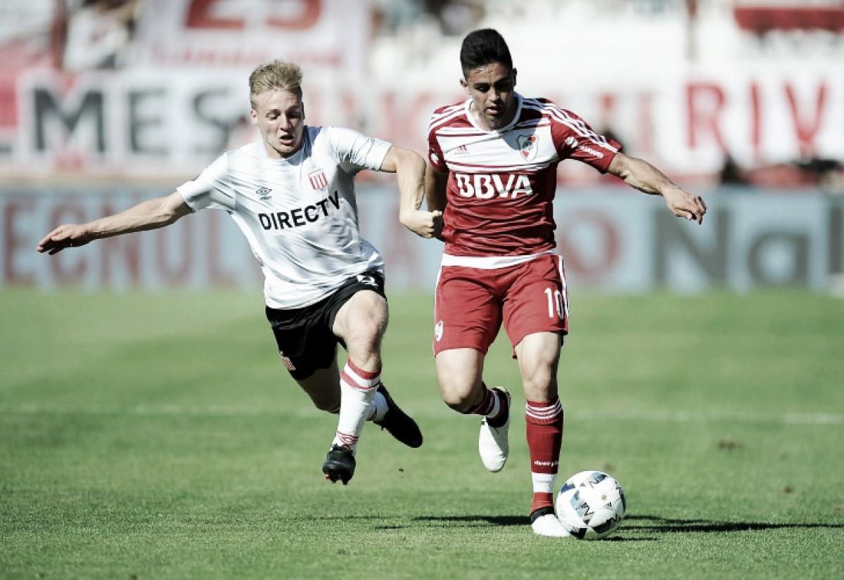 River enfrentará a Estudiantes en búsqueda de la Sudamericana