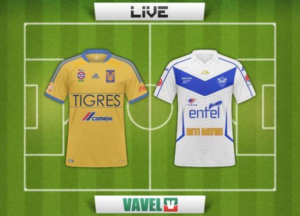 Resultado Tigres - San José Copa Libertadores 2015 (4-0)