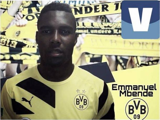 Interview: Emmanuel Mbende on life at Dortmund, what his goals are and his dream team