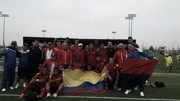 Dallas Cup: Medellín, a la final de la Copa Generación
